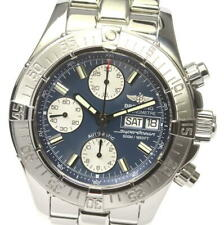 BREITLING Super Ocean A13340 Day-Date Chronograph Automatic Men's Watch_562923