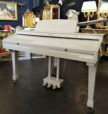 Piano Numérique à Queue Orla Grand 450 Blanc - Excellent État , Comme Neuf