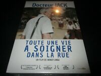 """DVD NEUF """"DOCTEUR JACK : TOUTE UNE VIE A SOIGNER DANS LA RUE"""" docu de B. LANGE"""