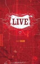 Live: Holy Bible- New Living Translation by , (Paperback), Tyndale House Publish
