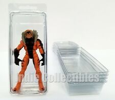 MARVEL DC UNIVERSE BLISTER CASE LOT 5 Action Figure Protective Clamshell LARGE