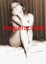 Frau Nackt Akt in Sepia Foto XXI POSTKARTE 10,5 x 14,8 cm (DIN A 6)
