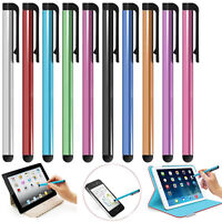 10X UNIVERSAL SOFT AND SMOOTH FABRIC TOUCH SCREEN STYLUS PEN FOR MOBILE PHONES