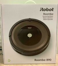 iRobot Roomba 890 Wi-Fi Connected App-Controlled Vacuuming Robot R890020