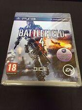 PS3 : battlefield 4 (NEUF SOUS BLISTER)