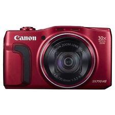Canon PowerShot Red Digital Cameras
