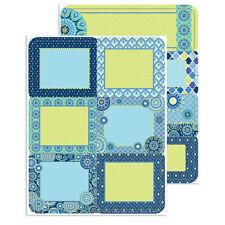 EU 656154 Blue Harmony Classroom Labels Organization Teaching Supplies