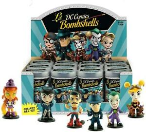 DC Comics Lil Bombshells Vinyl Figures Series 3