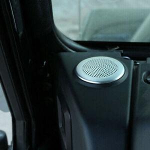 For Land Rover Defender 90 110 Side Dashboard Speaker Cover Trim Aluminium Alloy