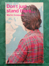 Don't just stand there... by Martin Goldsmith. Inter-Varsity Press. 1976. 128 pp