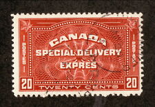 Canada--#E4 Used--Special Delivery--1930