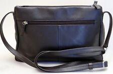 MAESTRO Handtasche LEDER Ledertasche HOCHWERTIG Abendtasche TOP Schultertasche #