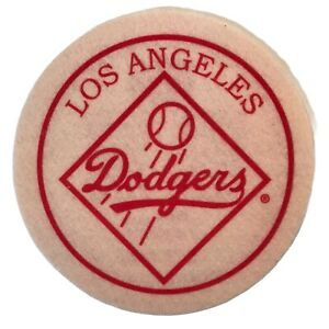 1958 LOS ANGELES DODGERS MLB BASEBALL THROWBACK PATCH 2007 TOPPS HERITAGE ISSUE