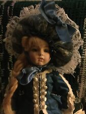 Antique bru jne 6 doll made by the Hamilton collection, Nicole Doll