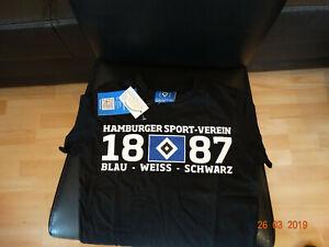 XXL HSV Hamburger Sportverein T-Shirt Bjarne