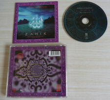 RARE CD ALBUM ZAHIR - THE ARABIAN SECRET - IBIS BABE 7 TITRES 1998