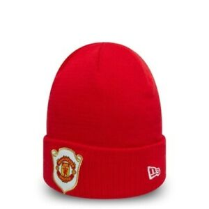 Manchester United The Treble 1999 Cuff New Era Knit | New w/Tags Limited Edition