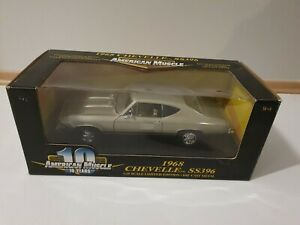 1968 Chevelle SS 396 Limited Edition Ertl 1:18