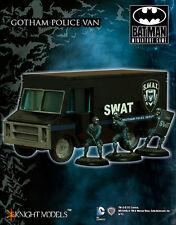 Batman Miniature Game: Scenery - Gotham Police Van KSTACC0012