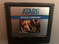 Atari 5200 Missile Command (1982) - Vintage Collector's Video Game - Game Only