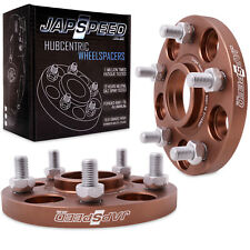 JAPSPEED ALLOY HUBCENTRIC 15mm 5x114.3 WHEEL SPACERS FOR LEXUS GS IS RX 200 300