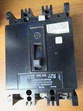 Westinghouse EB3100 Circuit Breaker 100 Amp 3 Pole