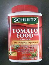 SCHULTZ Premium tomato fertilizer concentrate NPK 14:17:28+2MgO plant food vegie