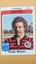 Scanlens Rugby League 1980 #26 Rod Henniker