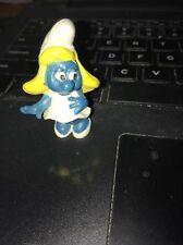 Smurfs Smurfette Cake topper figurine
