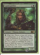 CAMBIAPIELES Foil M12 Skinshifter MTG NM Español Magic 2012