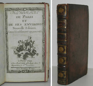 ANTONINI: MEMORIAL DE PARIS 1749