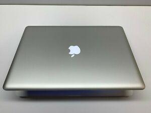 Apple Macbook 15 | PRE-RETINA | Intel | 8GB RAM | 1TB | MacOS 2017