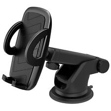 Universal Car Windshield Dashboard Phone Mount for iPhone 11 Pro Note 10 Moto G7