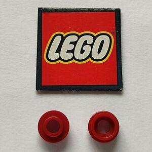 LEGO Round Stud Plate 1x1 Choose Colour x25 - 30057, 34823 inc Transparent