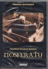 1 DVD FILM SILENT HORROR CULT MOVIE CINEMA MUTO ORRORE VAMPIRI-NOSFERATU dracula