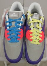 RARE🔥 Nike Air Max 90 ACG Pack Gray Alarming Purple Sz 10 309299-031 Reflective