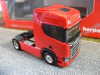 1/87 Herpa Scania CR 20 HD 2-Achs ZM rot 307093