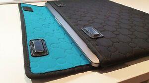 "Oroton Neoprene Laptop Sleeve - 15"" Brand New Black"
