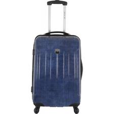 FRANCE BAG Valise rigide 60 cm pour  moyen séjour – Polycarbonate – Navy Jeans