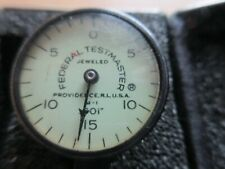 Federal Testmaster M 1 Dial Indicator 001 With Box