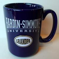 Hardin Simmons University Grandpa Coffee Mug Abilene Texas