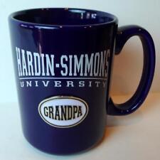 Hardin Simmons University Abilene Texas Grandpa Coffee Mug