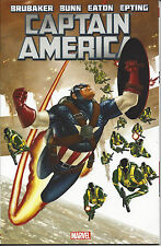 Captain America TPB 2012-2013 6th Series Collections By Brubaker #4OOP SEALED NM