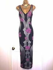 Art Deco 100% Silk Vintage Dresses for Women