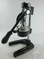 Alpine Cuisine Large Commercial Juice Press Juicer Cast Iron Black Heavy Duty
