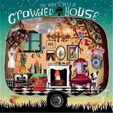 CROWDED HOUSE THE VERY VERY BEST 2 CD & DVD REGION 0 PAL NEW