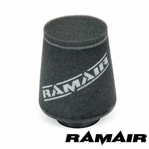 Ramair INDUZIONE schiuma CONO FILTRO ARIA UNIVERSALE 60mm OFFSET Neck