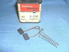 CM103 - Alternator Brush Set Delco Remy D708 - 1958197 - Same as Standard RX-89