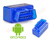 Super Mini ELM327 V1.5 Bluetooth ODB2 Car Scanner Torque Android Auto Scan Tool