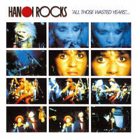 Hanoi Rocks : All Those Wasted Years: Live at the Marquee CD (2016) ***NEW***